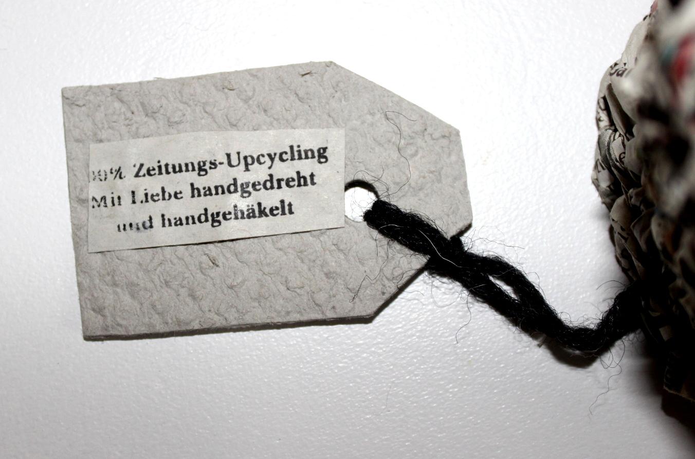 Oldnews Zeitungszauber Etikett