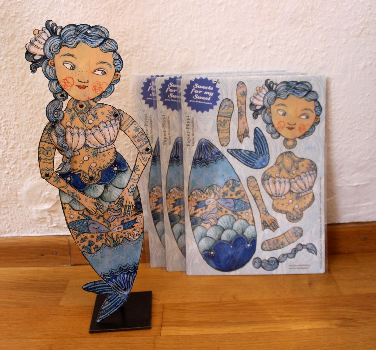 Selda Soganci Meerjungfrau