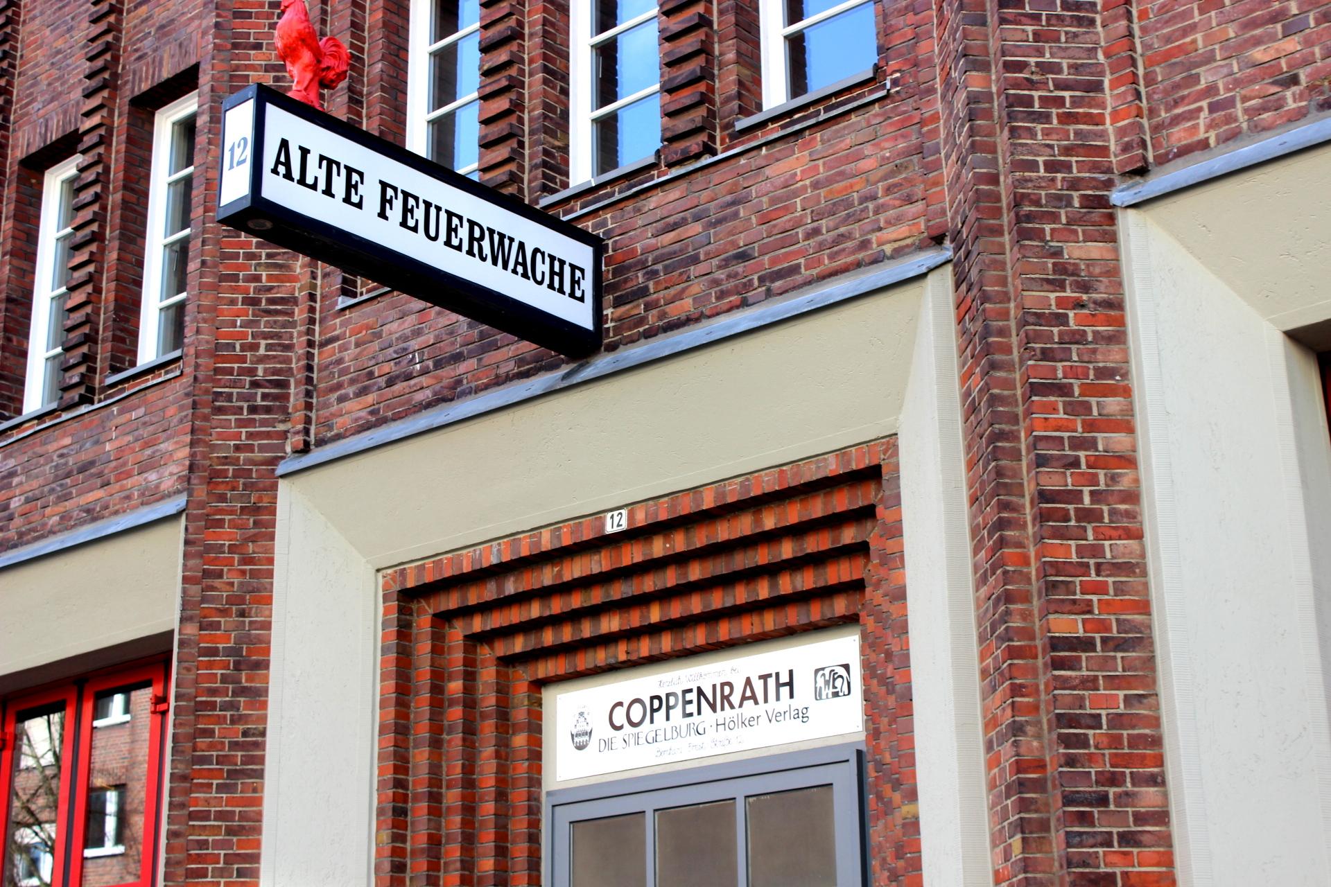 Coppenrath Verlag Alte Feuerwache
