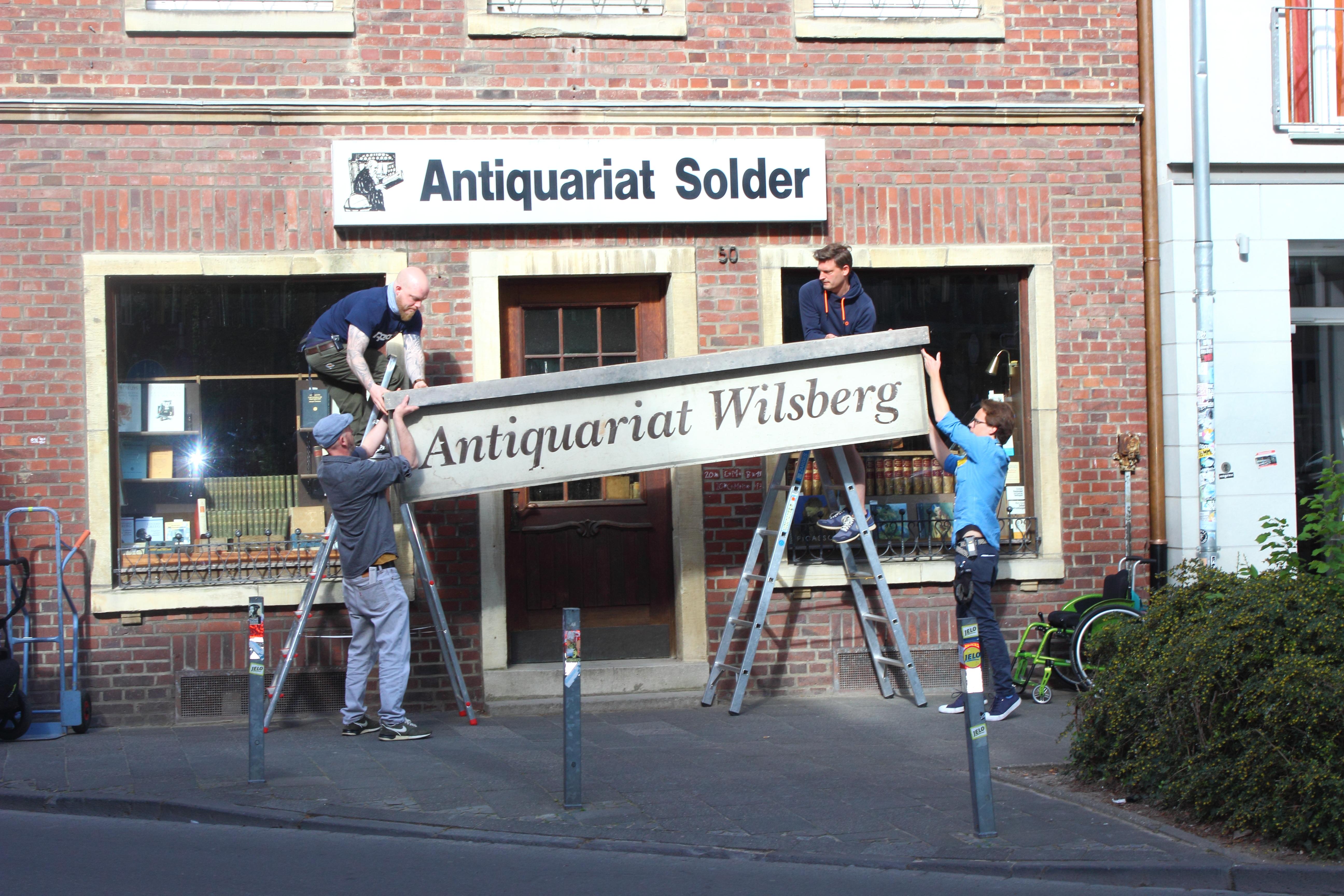 Wilsberg Schild 2