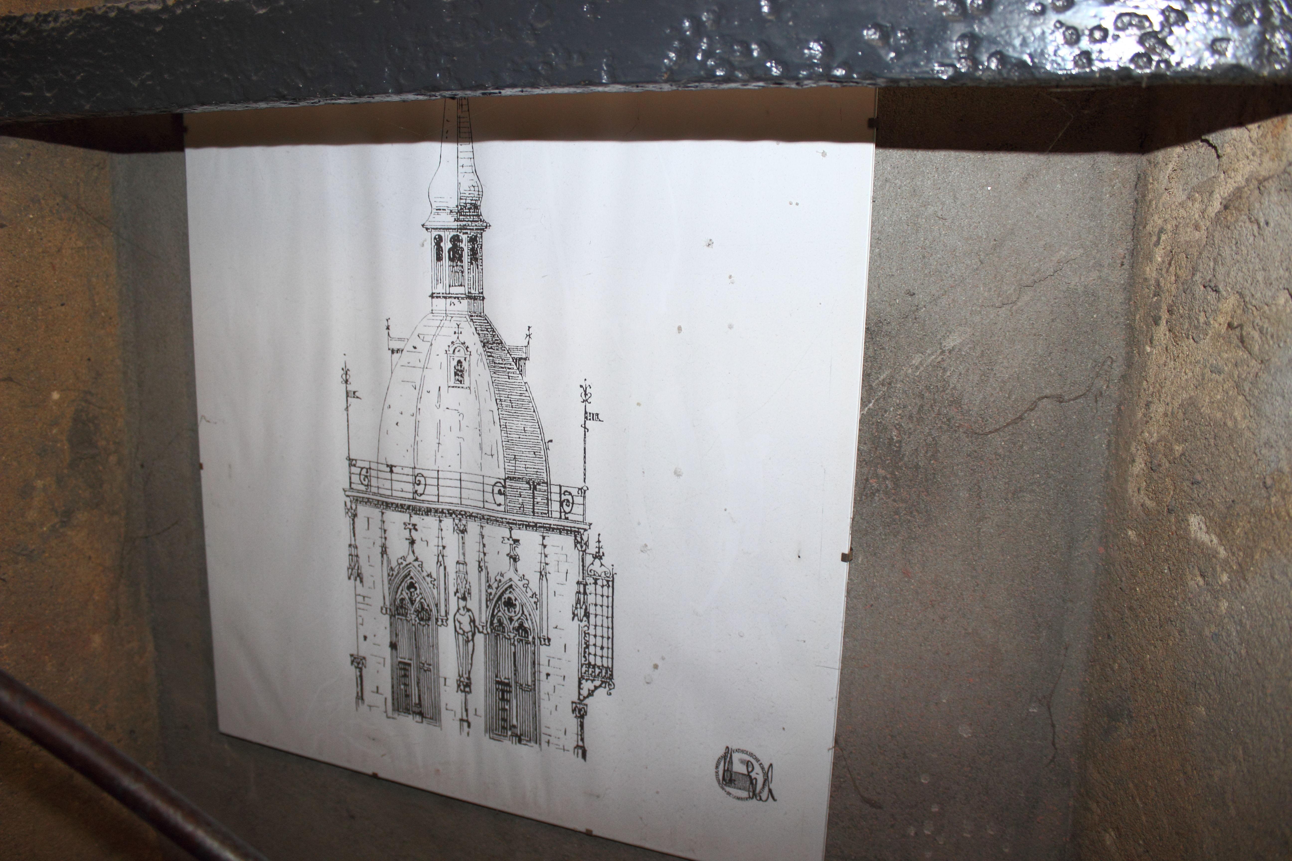Münster Lambertikirche Kuppel