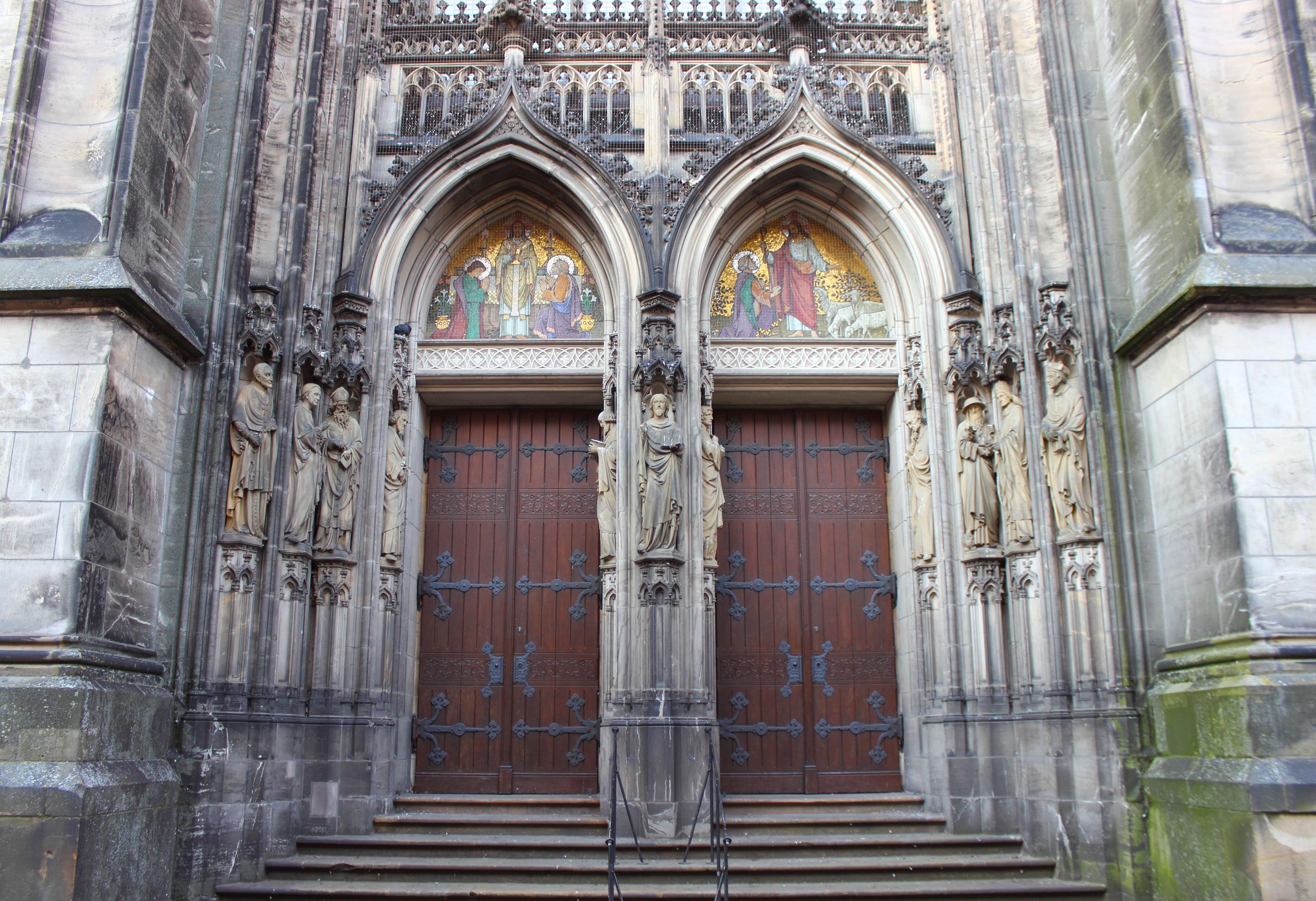 Münster St. Lamberti Portal