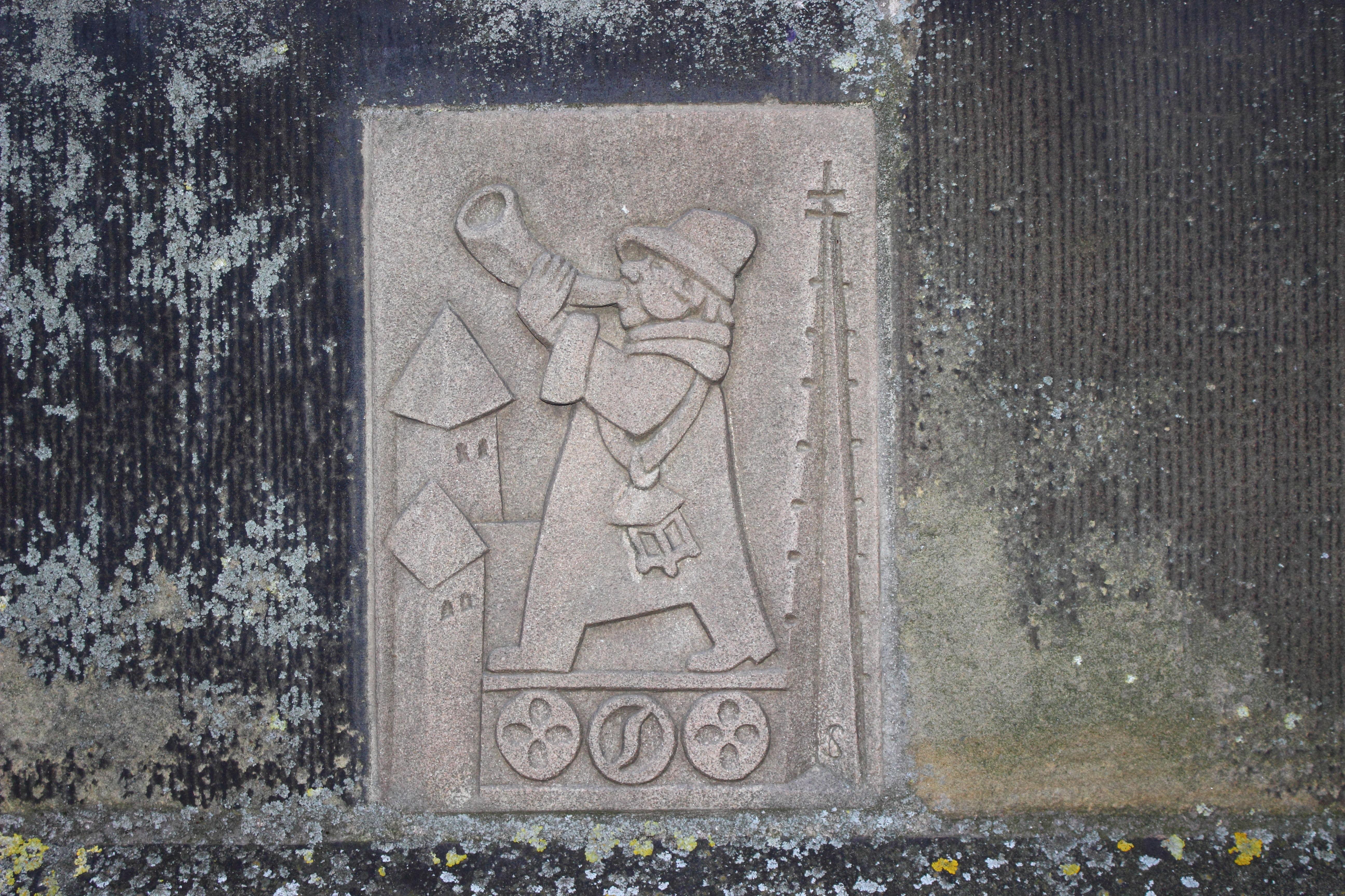 Türmer von Münster Relief