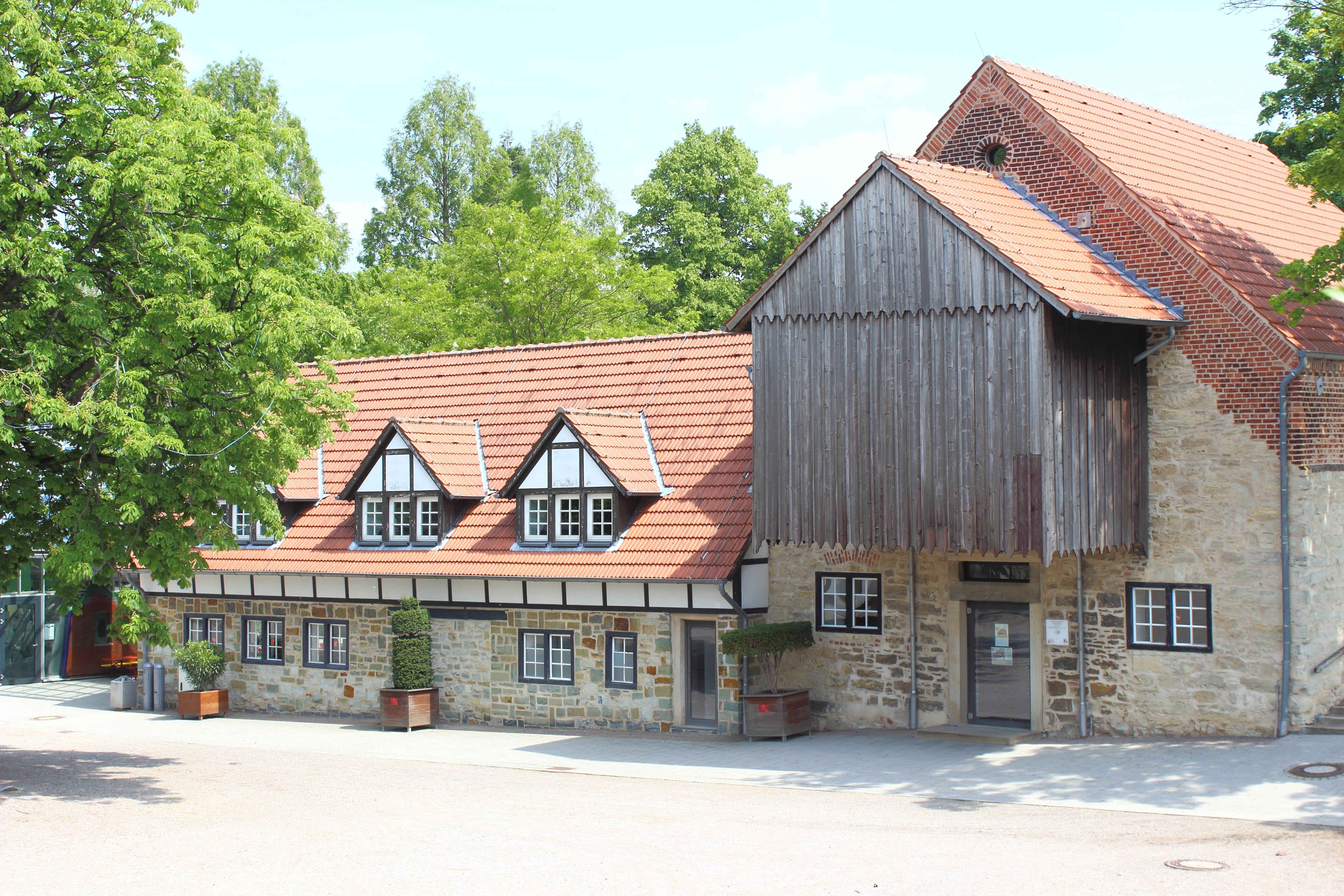 Vier Jahreszeiten Park Oelde Alte Mühle