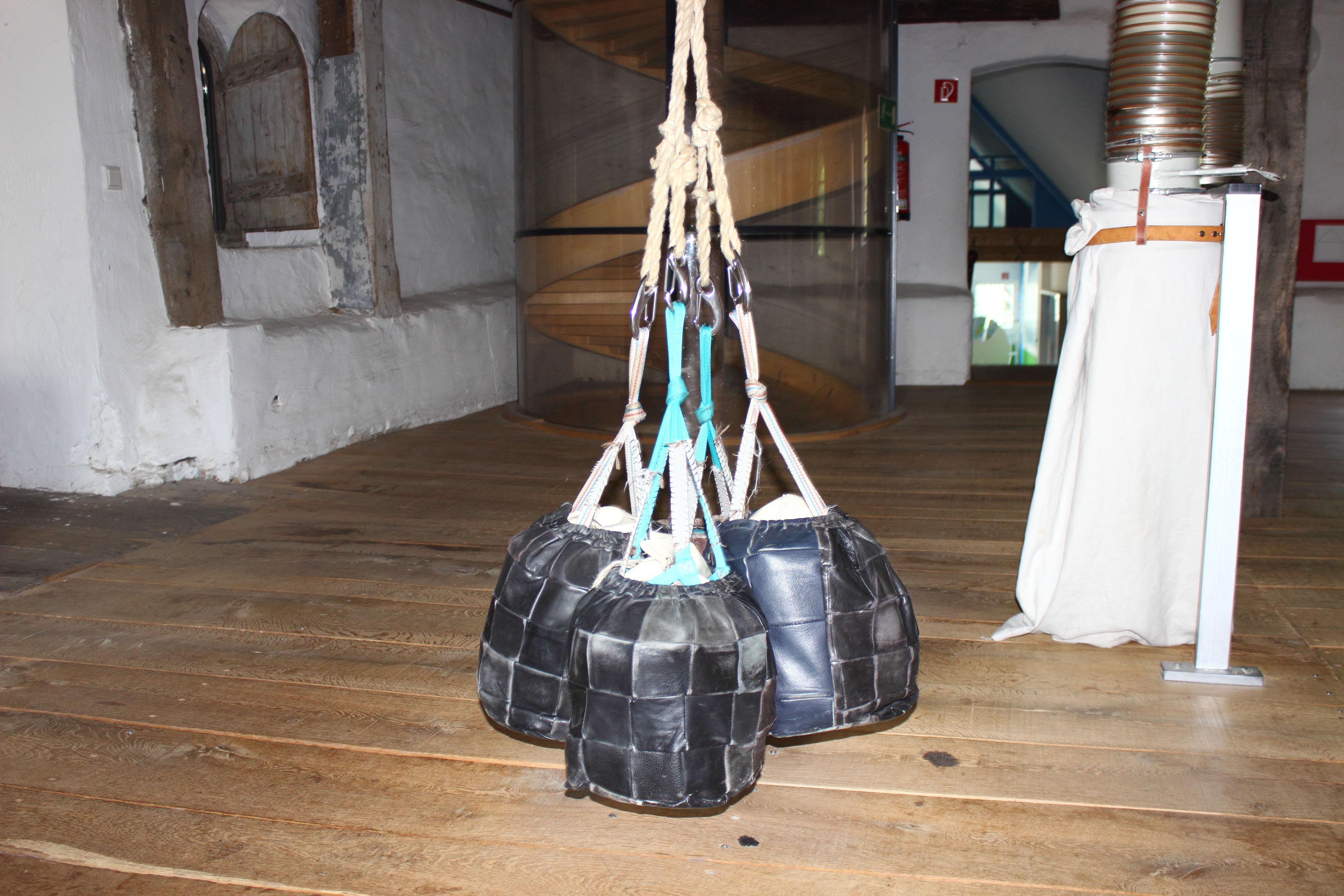 Vier Jahreszeiten Park Oelde Museum Gewichte
