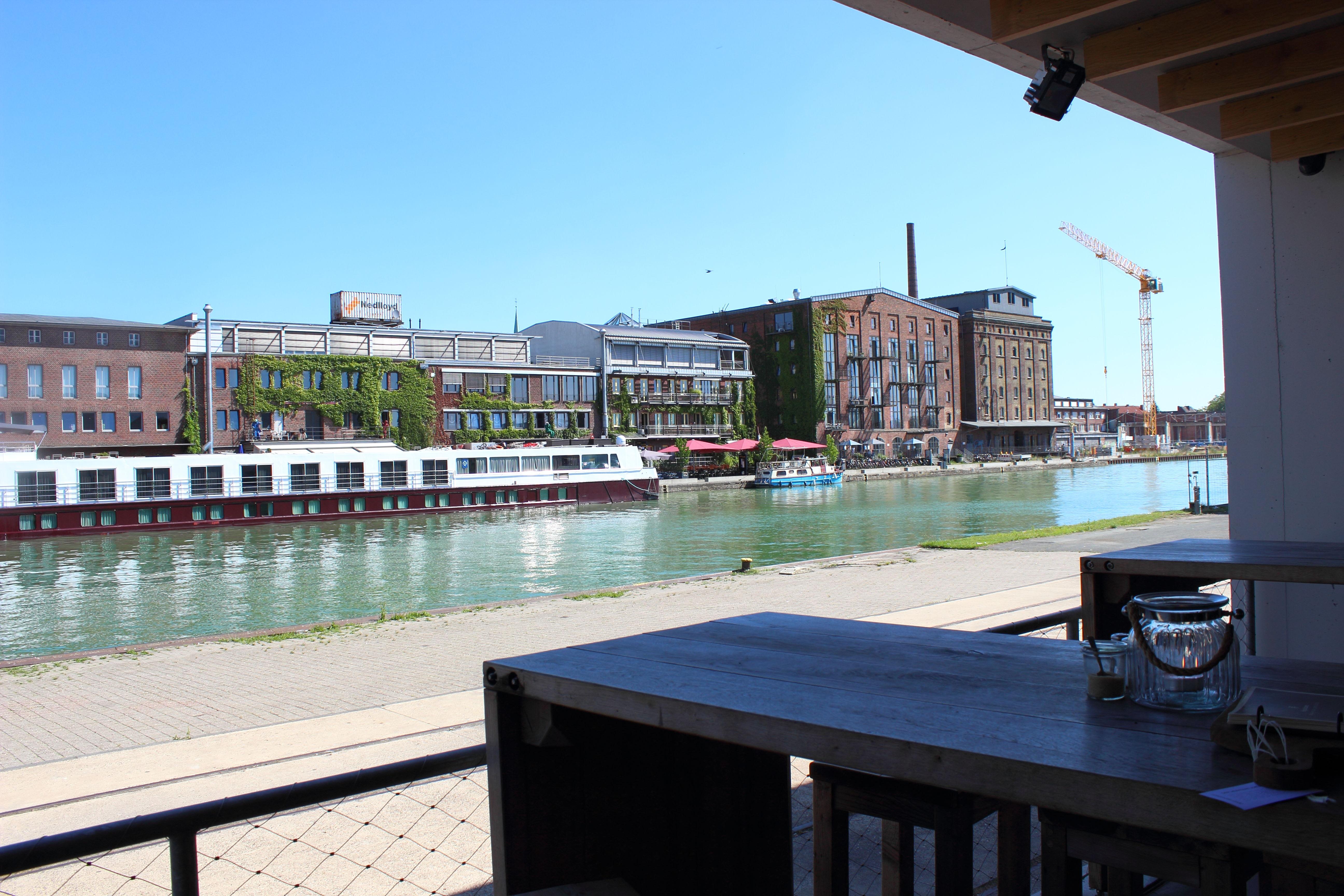 Münster Hafen Kreativkai