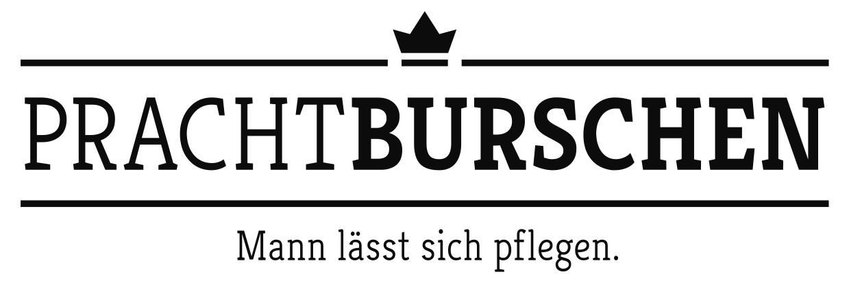 Prachtburschen_Logo_Claim_black