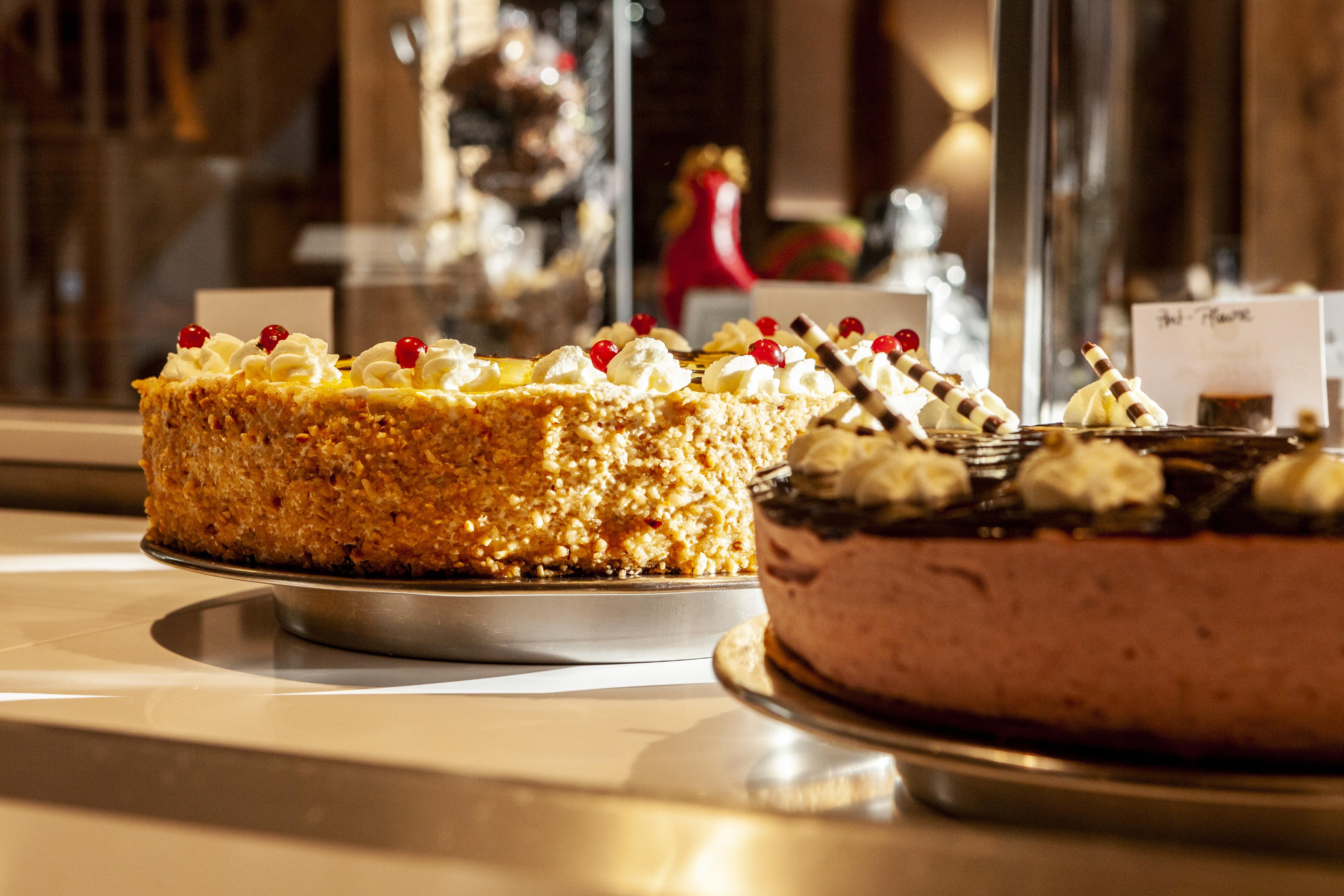 Bäckerei Teeke Torte