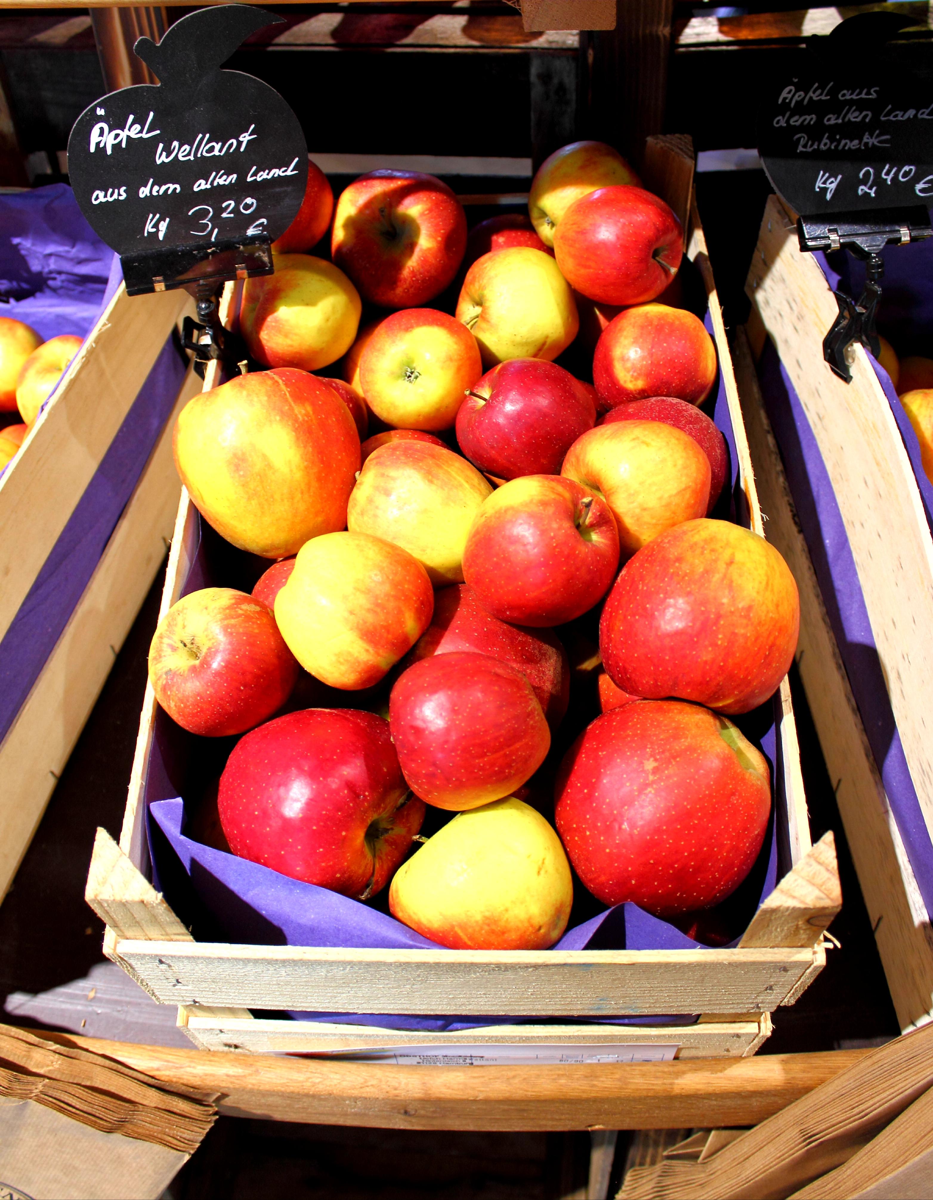 Hofladen Austermann Äpfel
