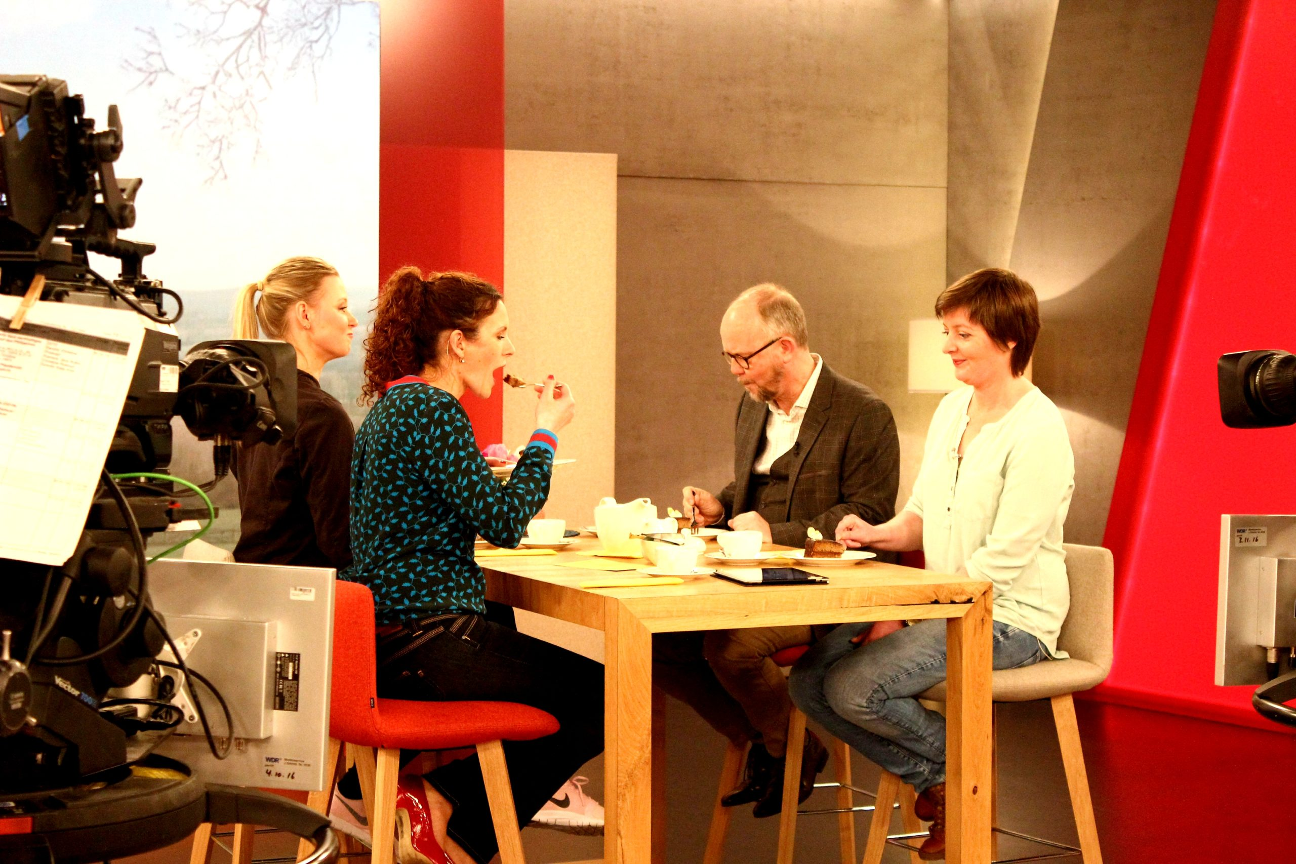 WDR Hier und Heute Kuchen