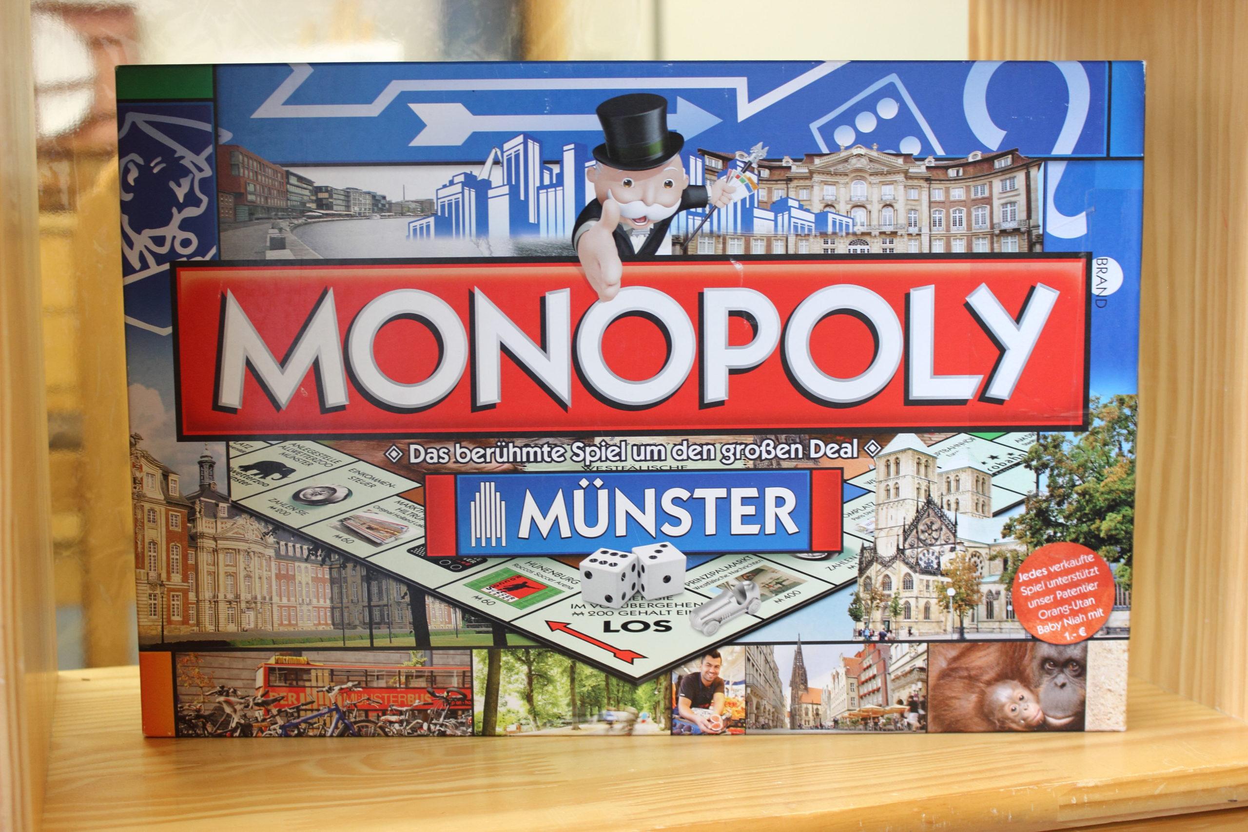 Leihothek Münster Monopoly